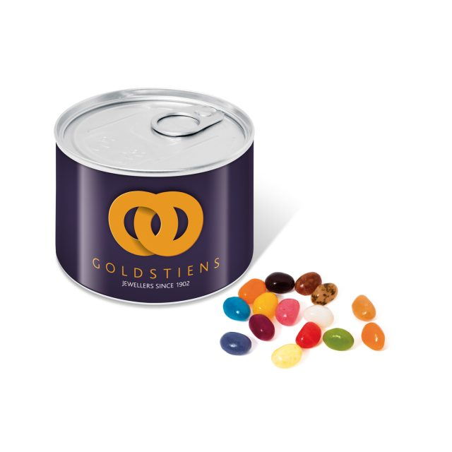 Sweets – Ring Pull Tin Mini – Jelly Bean Factory®