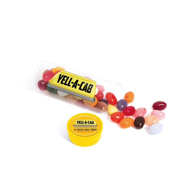 Clear Tube Midi – The Jelly Bean Factory®