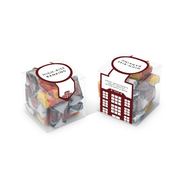 Clear Cube – Fruit Salads & Black Jacks