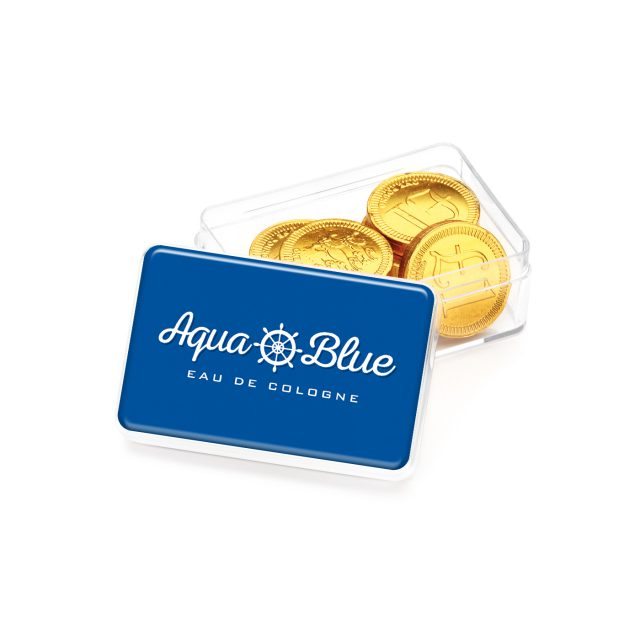 Midi Rectangle – Chocolate Coins