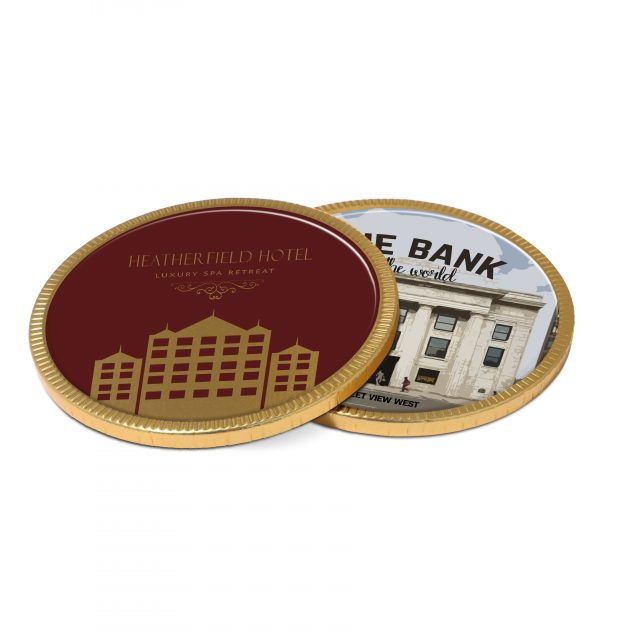 Special Offers – Chocolate Medallion – 125mm