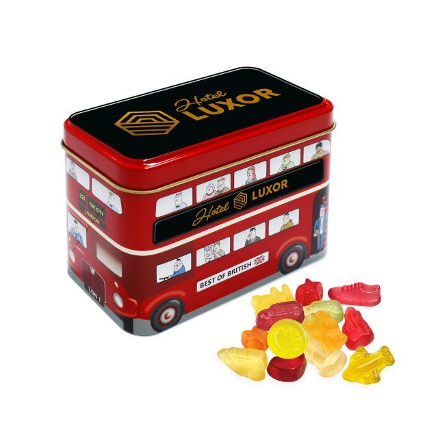 Bus Tin – Fruit Gum Mix