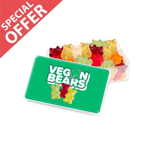 Special Offer – Maxi Rectangle Pot – Vegan Bears