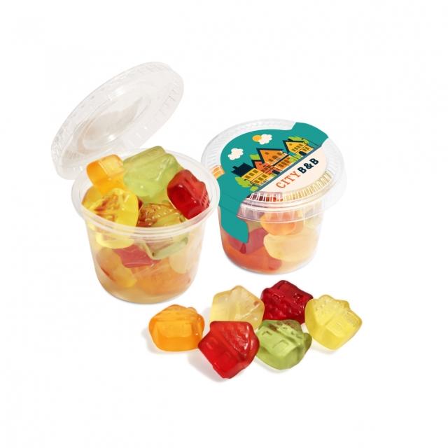 Eco Range – Eco Mini Pot – Kalfany Fruit Gums
