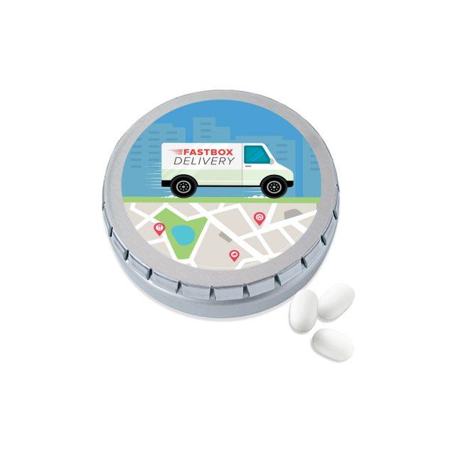 Kalfany – Mini Click Clack Tin – TicTac Fresh Mints