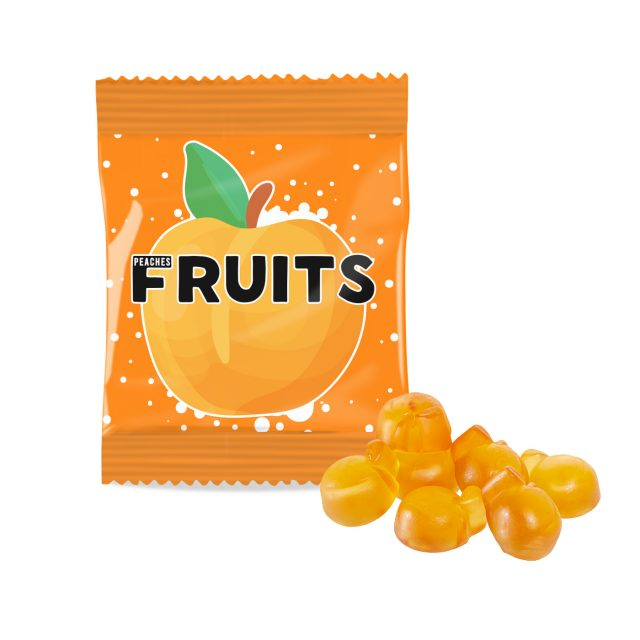 Kalfany – Kalfany Flow Bag – Kalfany Peach Fruit Gums