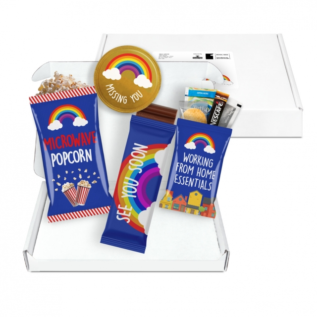 Gift Boxes – Maxi Postal Box – 4 Items Inside